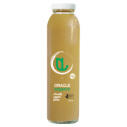 Oracle Organic Cloudy Apple 12 X 300ml Glass - Oracle-Apple-180x180