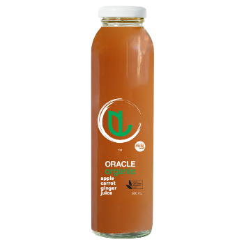 Oracle Organic Apple Carrot Ginger 12 X 300ml Glass - Oracle-Apple-Carrot-Gigner-350x350