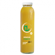Oracle Organic Orange juice 12 X 300ml Glass - Oracle-Orange--180x180