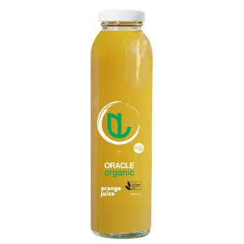 Oracle Organic Orange juice 12 X 300ml Glass - Oracle-Orange--350x350
