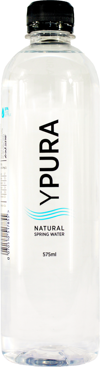 YPURA Spring Water 24 X 575ML PET - image-110-350x1277