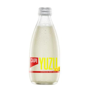 Capi Yuzu 24 X 250ml Glass - image-114-350x350