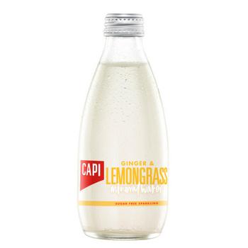 Capi Lemongrass & Ginger 24 X 250ml Glass - image-115-350x350