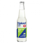 Naked Life Lemonade with Cucumber 12 X 330ml Glass - image-126-180x180