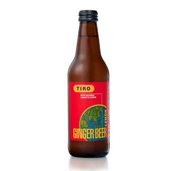 Tiro Ginger Beer 24 X 330ml Glass - image-13-350x350