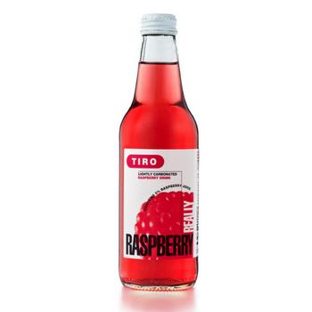 Tiro Raspberry 24 X 330ml Glass - image-17-350x350