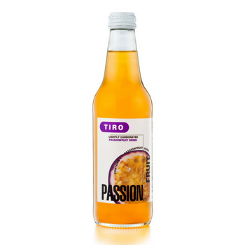 Tiro Passionfruit 24 X 330ml Glass - image-18-350x350