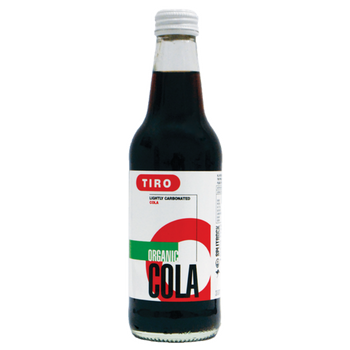 Tiro Organic Cola 24 X 330ml Glass - image-20-350x350