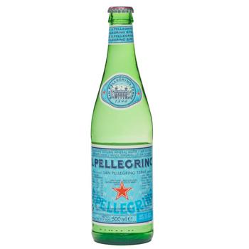 S.Pellegrino Sparkling 24 X 500ml Glass - image-44-350x350