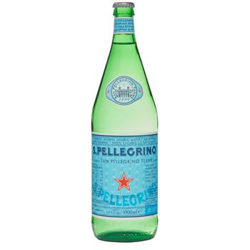 S.Pellegrino Sparkling 12 X 1L Glass - image-46-350x350