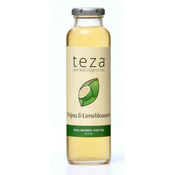 Teza Feijoa & Limeblossom 12 X 325ml Glass - image-52-350x350