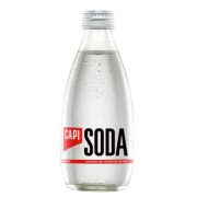 Capi Soda Water 24 X 250ml Glass - image-68-180x180
