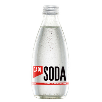 Capi Soda Water 24 X 250ml Glass - image-68-350x350
