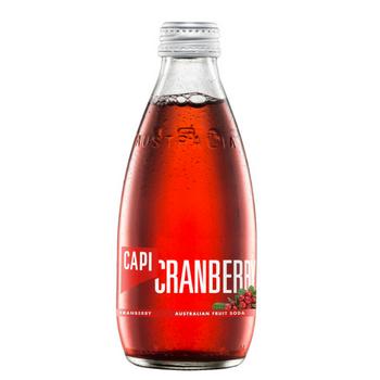 Capi Cranberry 24 X 250ml Glass - image-69-350x350