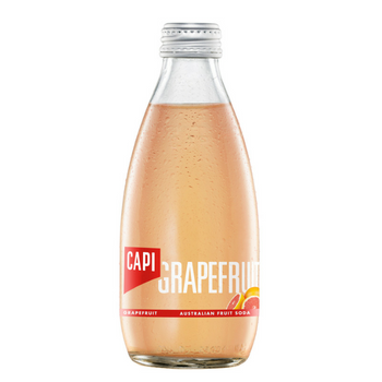 Capi Pink Grapefruit 24 X 250ml Glass - image-70-350x350