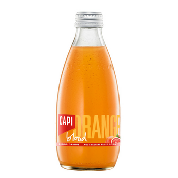 Capi Blood Orange 24 X 250ml Glass - image-72-350x350