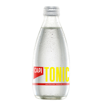 Capi Tonic Water 24 X 250ml Glass - image-75-350x350