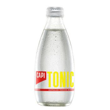 Capi Tonic Water 24 X 250ml Glass - image-75-350x350