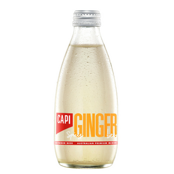 Capi Ginger Beer 24 X 250ml Glass - image-76-350x350