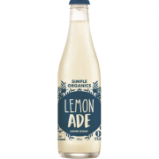Simple Organic Lemonade 12 X 330ml Glass - image-4-180x180