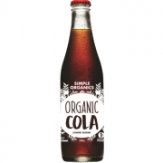 Simple Organic 12 X Cola 330ml Glass - image-5-180x180