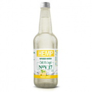 HempOz Infused Water Ginger Lemon 12 X 330ml Glass - HP01-180x180