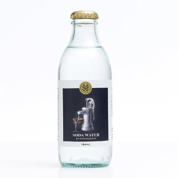 StrangeLove Soda Water 6 X 4pk 180ml Glass - Strangelove-Soda-Water-350x350-350x350
