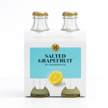 StrangeLove Salted Grapefruit 6 X 4pk 180ml Glass - image-42-350x350