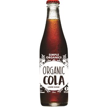 Simple Organic 12 X Cola 330ml Glass - image-53-350x350