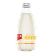 Capi Lemongrass & Ginger 24 X 250ml Glass - image-71-180x180