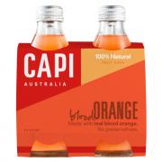 Capi Blood Orange Sparkling 6 X 4PK 250ml Glass - image-86-180x180