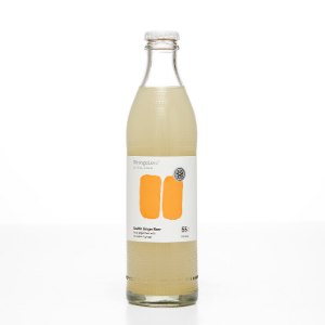 StrangeLove Double Ginger Beer 24 X 300ml Glass - Strangelove-Ginger-Beer-300x300