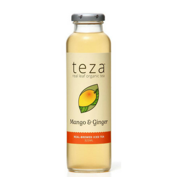 Teza Mango & Ginger 12 X 325ml Glass - image-159-350x350