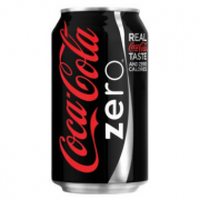 Coke No Sugar 24 X 375ml Can - image-180-180x180