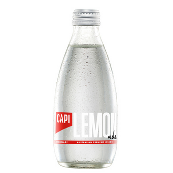 Capi Lemonade 24 X 250ml Glass - image-214-350x350