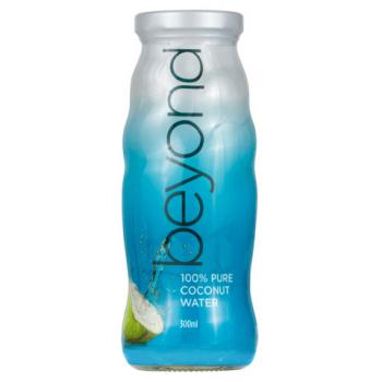 Beyond Coconut Water 24 X 300ml Glass - image-242-350x350
