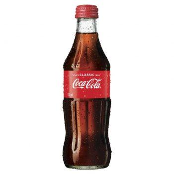 Coca Cola 330ml 24 X 330ml Glass - image-5-350x350