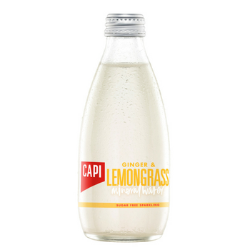 Capi Lemongrass & Ginger 24 X 250ml Glass - image-51-350x350