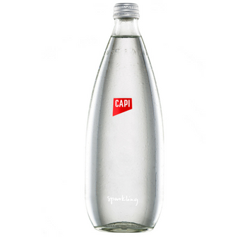 Capi Sparkling Water 12 X 1L Glass - image-65-350x350