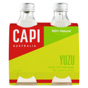 Capi Yuzu 6 X 4PK 250ml Glass - image-87-180x180