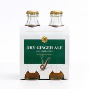 StrangeLove Dry Ginger Ale 6 X 4pk 180ml Glass - Strangelove-Dry-Ginger-Ale-180x180