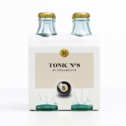 StrangeLove Tonic No 8. 6 X 4pk 180ml Glass - Strangelove-Tonic-No.8-180x180