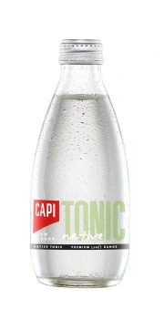 Capi Native Tonic 24 X 250ml Glass - 2017_CAPI_250ML_NATIVE-TONIC_HI-180x351