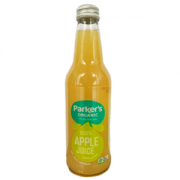 Parkers Organic Apple Juice 330ml 12Pk - Parkers-Apple-Juice-300x300-180x180