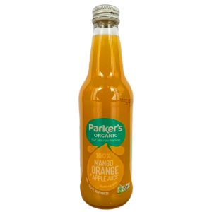 Parkers Organic Mango Juice 330ml 12Pk - Parkers-Mango-Juice-300x300