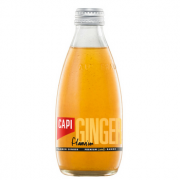 Capi Flamin' Ginger Beer 24 X 250ml Glass - Capi-Flamin-Ginger-2-180x180