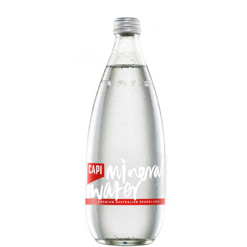 Capi Sparkling Water 15 X 500ml Glass - Capi-Mineral-500-2