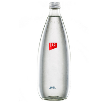 Capi Still Water 12 X 1L Glass - Capi-Still-Clear-2
