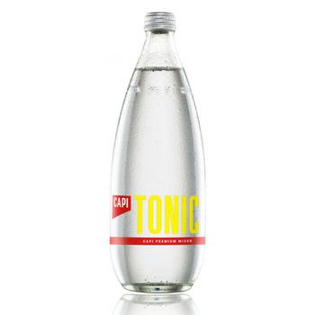 Capi Tonic Water 12 X 750ml Glass - Capi-Tonic-750