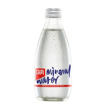 Capi Still Water 24 X 250ml Glass - Capi-mineral-Still-2